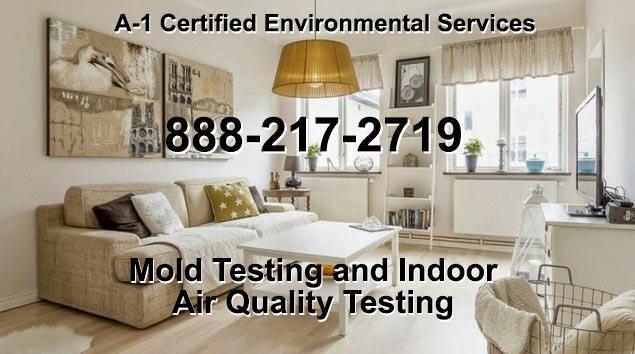 Indoor Air Quality Testing Los Angeles Region