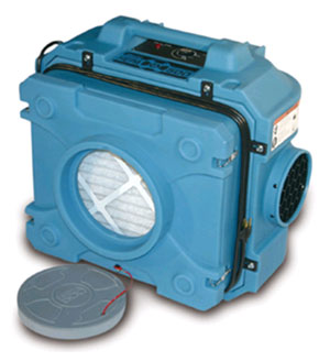 Air Scrubber Rental and Hydroxyl Generator Rental in California