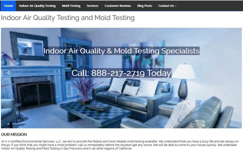 Mold Clearance Testing LA
