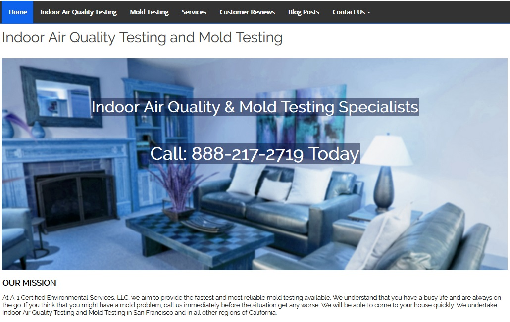 Indoor Air Quality Testing Antioch
